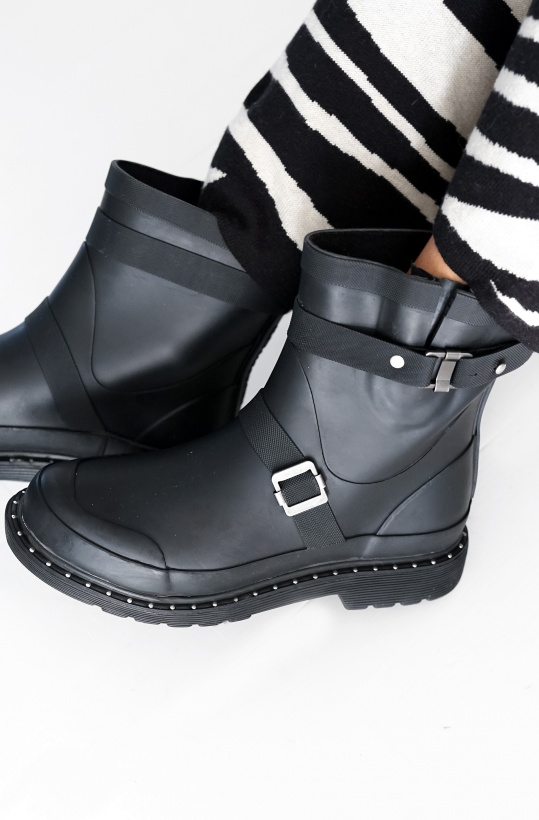 ILSE JACOBSEN - Short Rubber Boot Studs