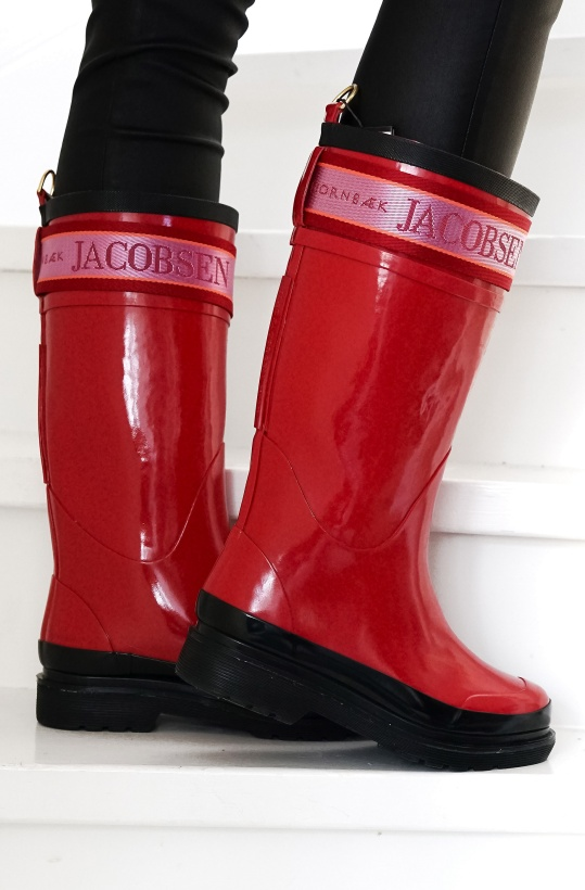 ILSE JACOBSEN - Long Rubber Boots