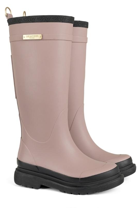ILSE JACOBSEN - Pink Rubber Boots