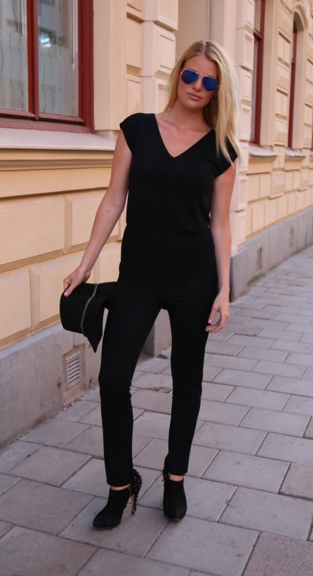 Dry Lake - Ashley Jumpsuit Black