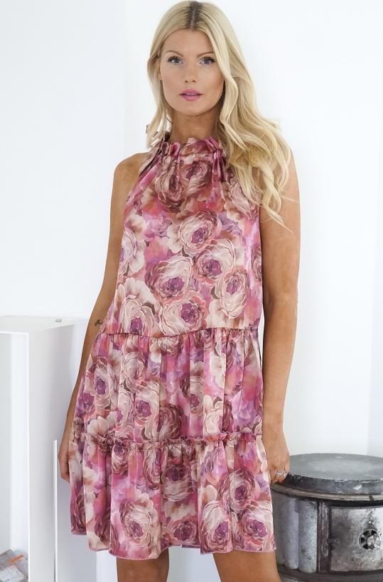 KARMAMIA - Jade Dress Bloom