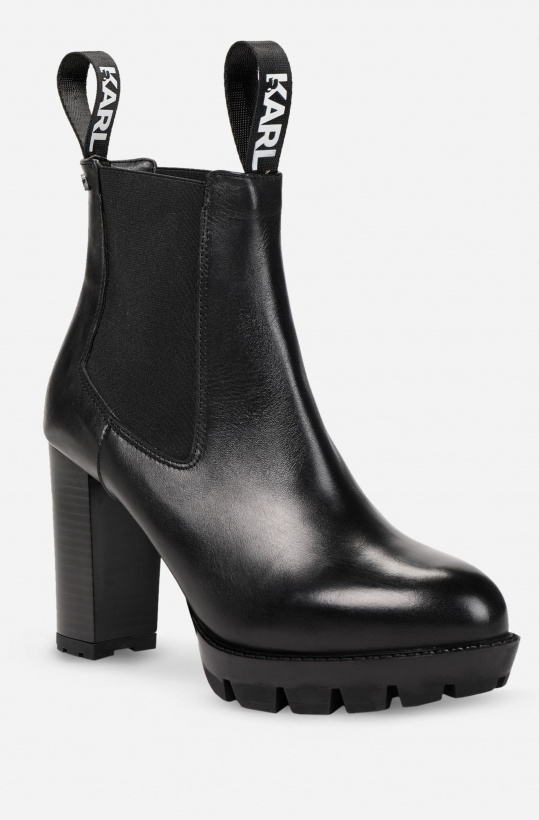 KARL LAGERFELD - Voyage Boots Ankle