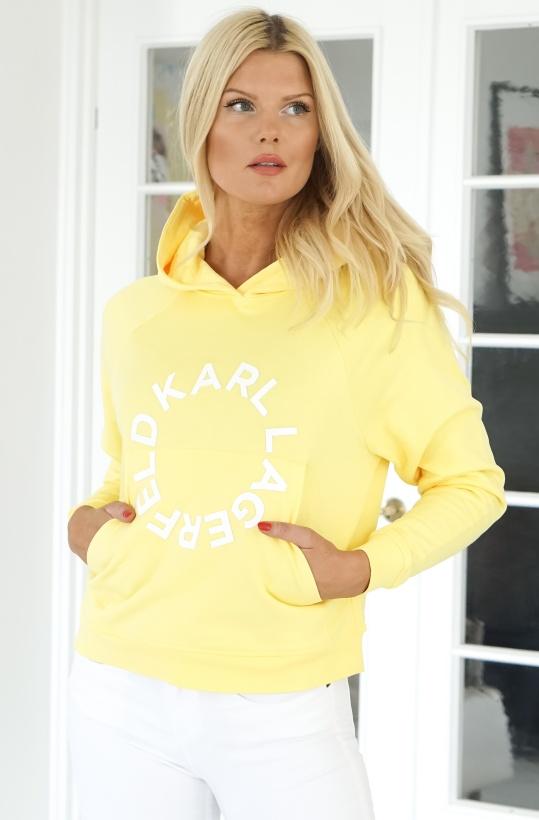 KARL LAGERFELD - Logo Hoodie