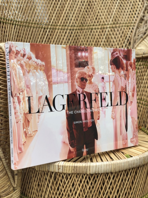 NEW MAGS - Karl Lagerfeld - The Chanel Shows