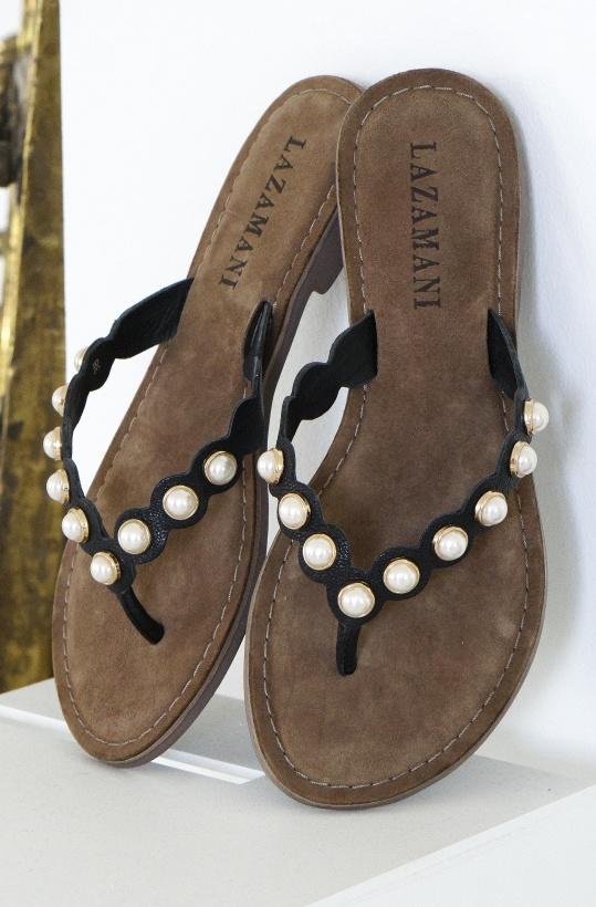 LAZAMANI - Flip Flop Pearls
