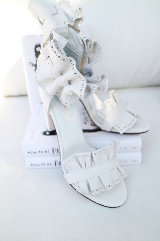AF KLINGBERG - Lola High Heel Sandal