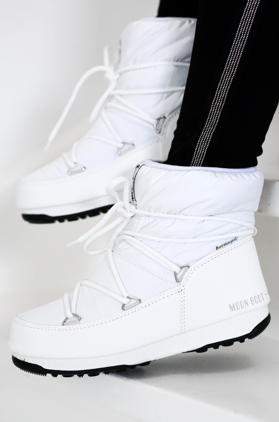 MOONBOOT - Low Nylon Waterproof