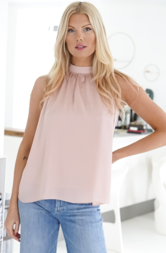 MOLLY BRACKEN - Sleeveless Top