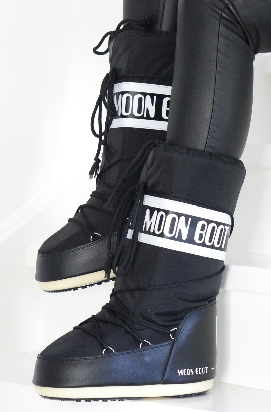 MOONBOOTS - Classic Icon Nylon Boots