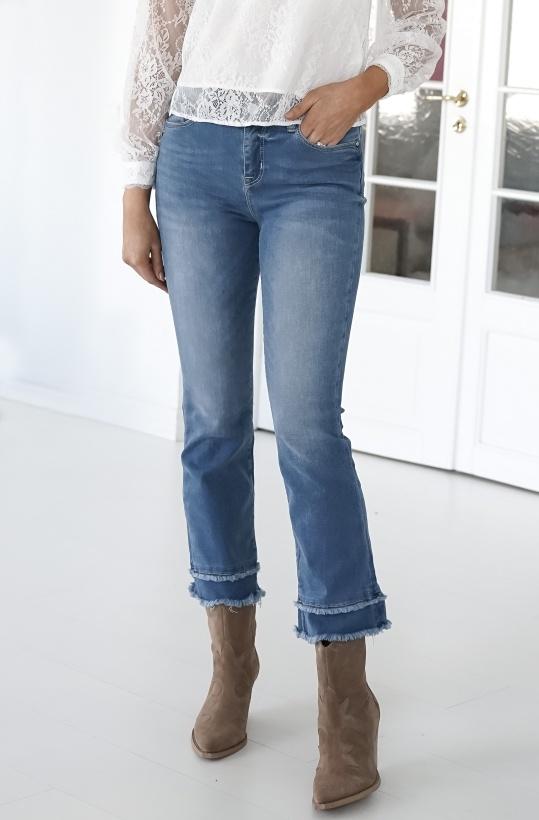 MOS MOSH - Kelsey Kick Jeans