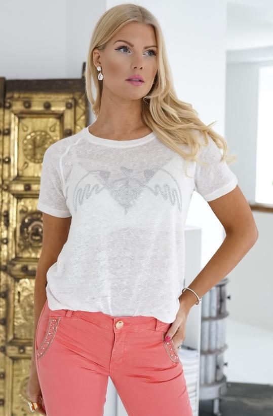 MOS MOSH - Meg Linen Tshirt