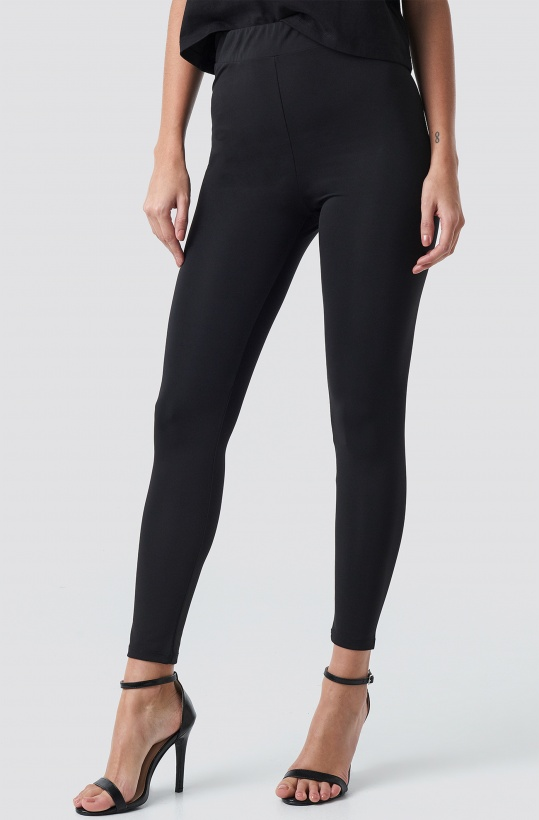 NA-KD - High Waist Leggings