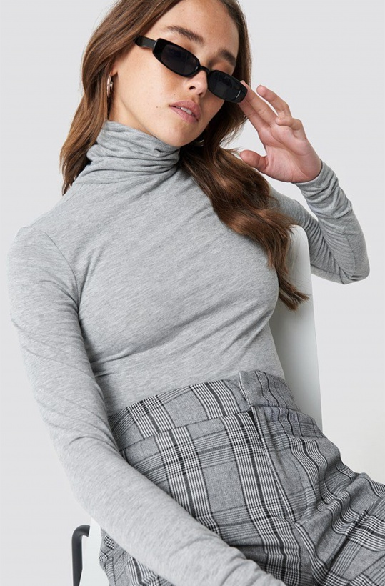 NA-KD - Long sleeve Polo