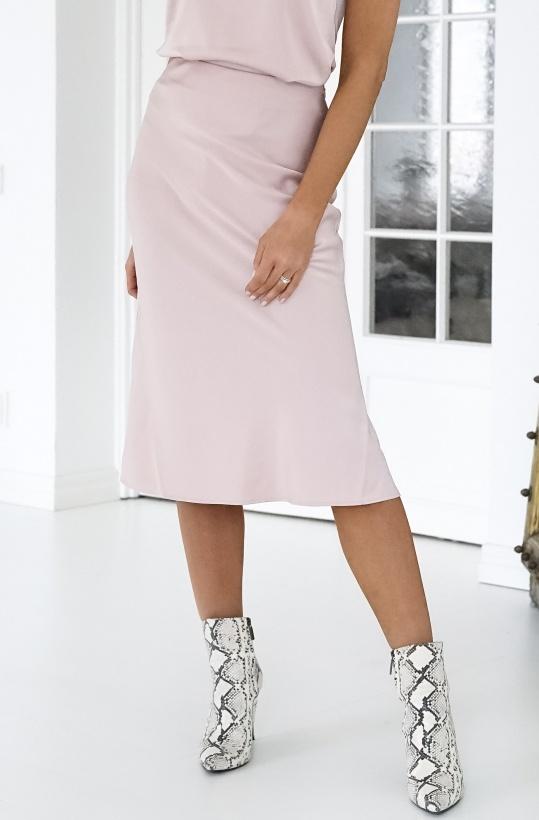 NA-KD - Satin Skirt