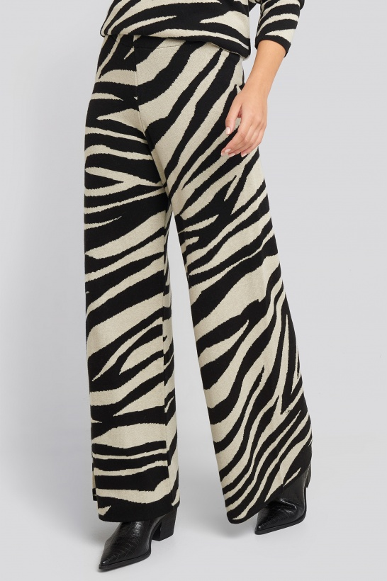 NA-KD - Lounge Wide Leg Pants