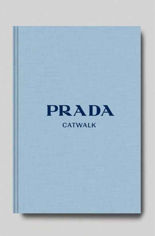NEW MAGS - Prada Catwalk