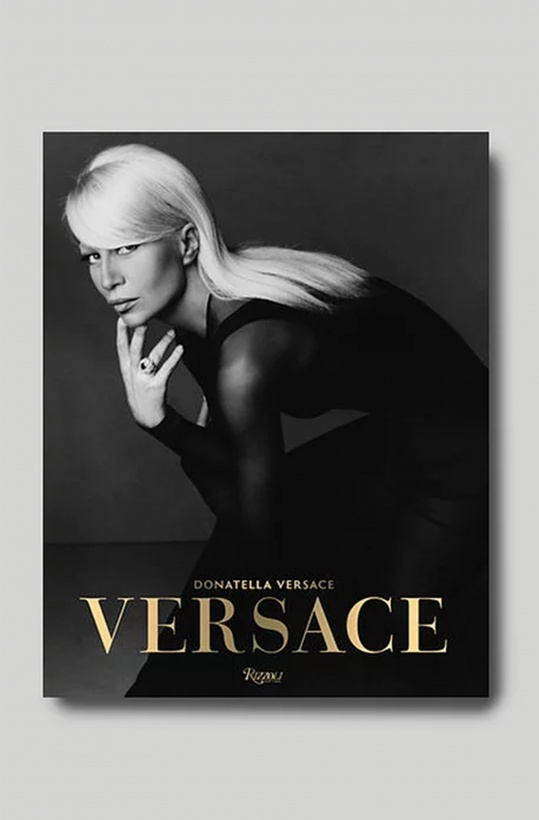 NEW MAGS - Versace
