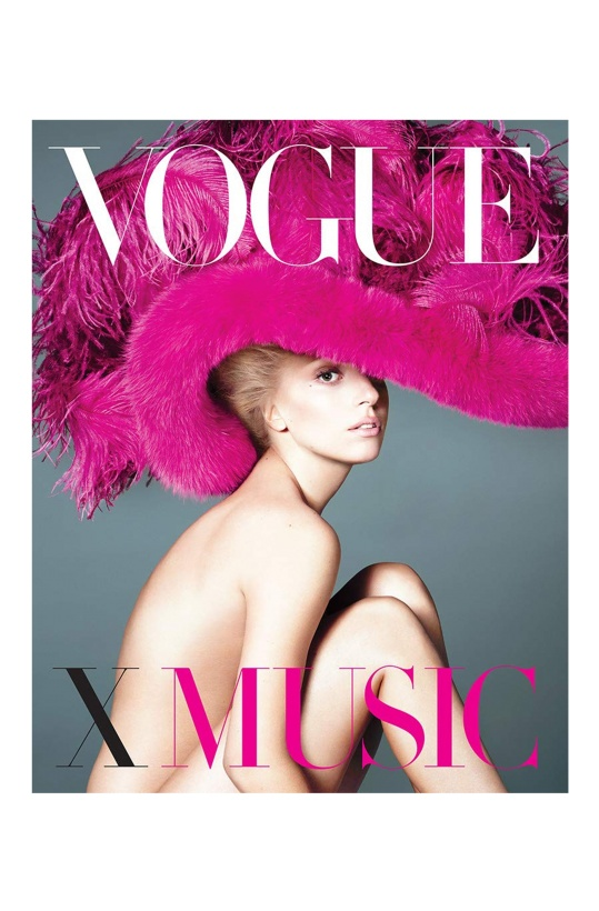 NEW MAGS - Vogue x Music