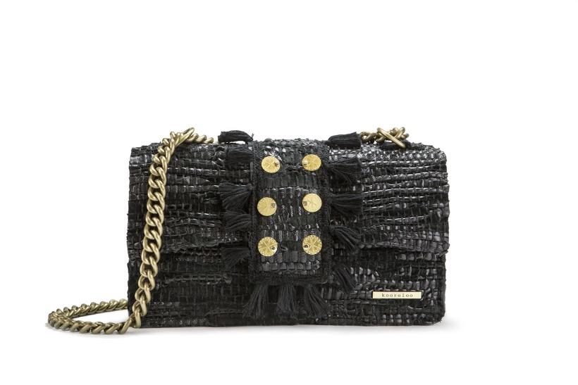 KOORELO - New Yorker Leather Black