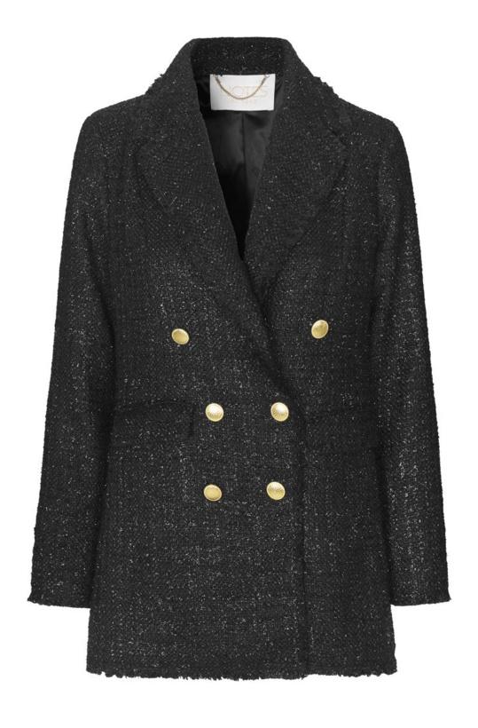 NOTES DU NORD - Lex Noir Jacket