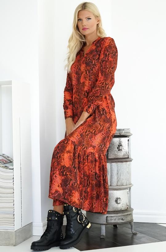 NOTES DU NORD - Monroe Dress