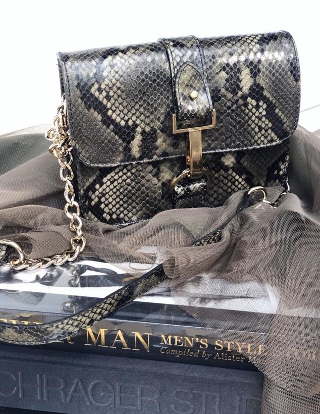 NUDE OF SCANDINAVIA - Prins Handbag
