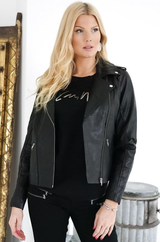 NUMPH - NUAUDRIANA leather Jacket