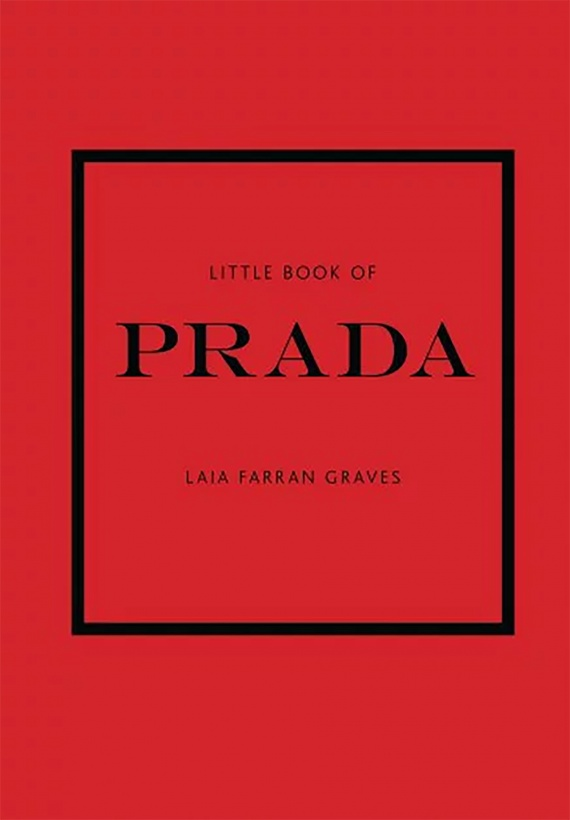 NEW MAGS - The Little book of Prada