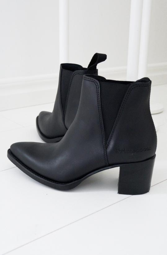 Primeboots - Savannah Low Black
