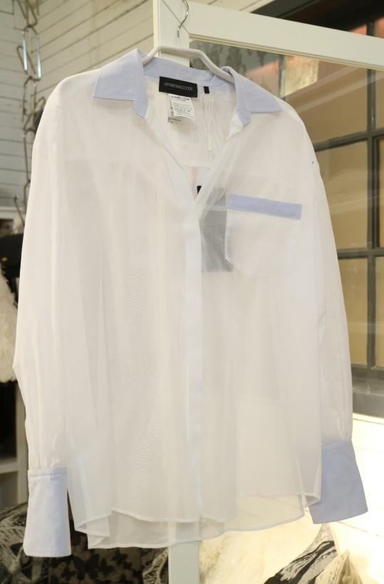 SPORTMAX - Domez Shirt