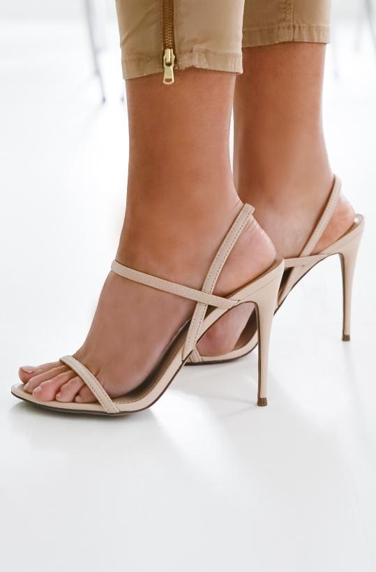 STEVE MADDEN - Gabriella Heeled Sandal