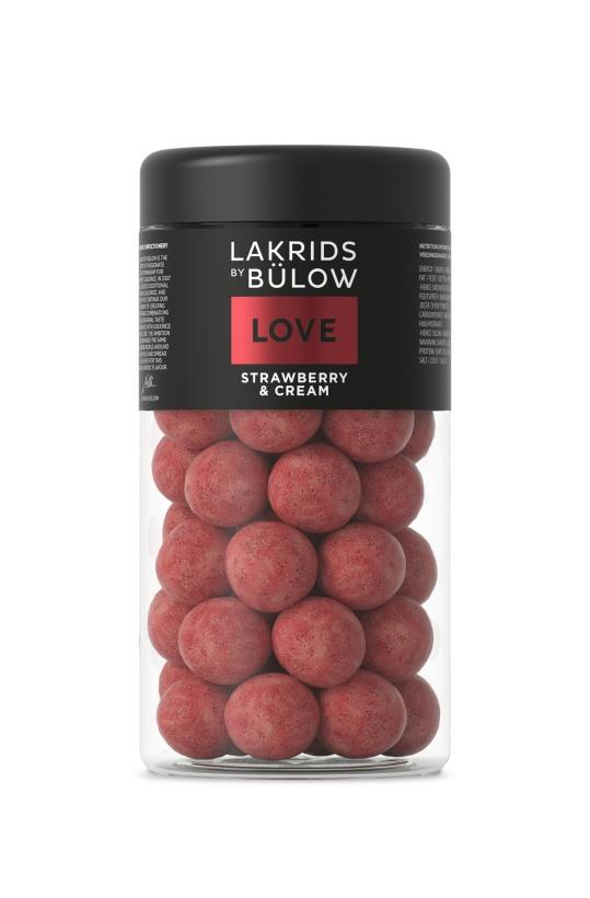 LAKRIDS BY BüLOW - Love Strawberry & Cream Regular