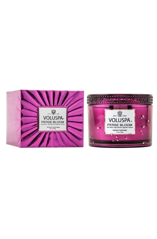 VOLUSPA - Perse Bloom Boxed Glass 60h