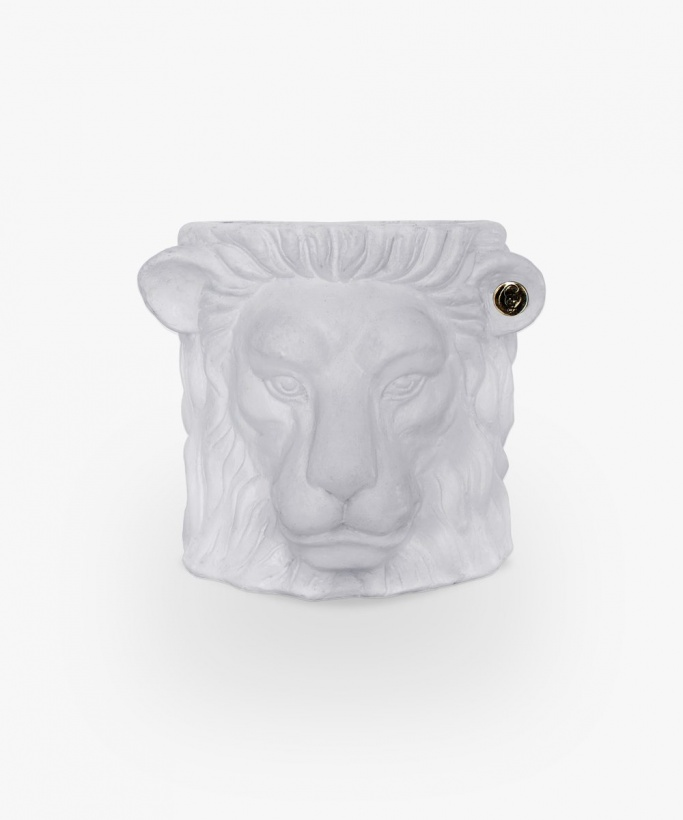 GARDEN GLORY - Lion Pot Small