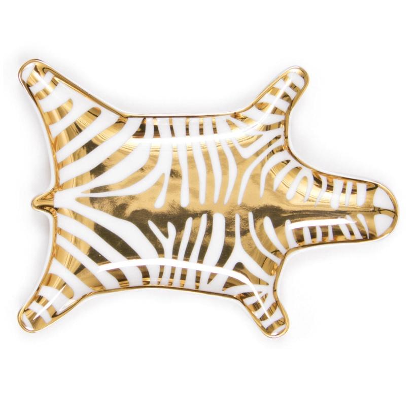 JONATHAN ADLER - Zebra Stacking Dish