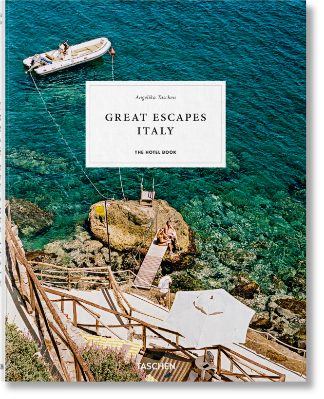 NEW MAGS - GREAT ESCAPES ITALY