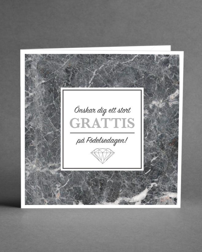 CARD STORE - Önskar dig Grattis
