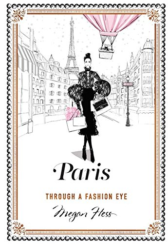 NEW MAGS - PARIS - THROUGH A FASHION EYE