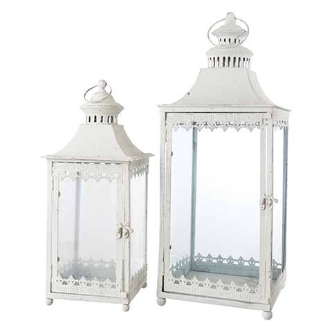 CHANTAL LANTERN Set of 2