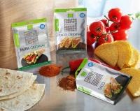 Taco mild - 3-pack, 120g à 40g st, ekologisk
