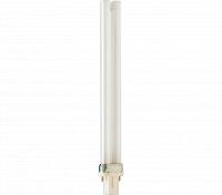 Kompaktlysrör PL-S 2-stift G23, 11W-827