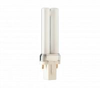 Kompaktlysrör PL-S 2-stift G23, 5W-827