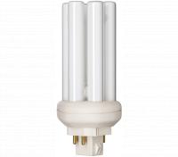 Kompaktlysrör PL-T/E 4-stift GX24q-2, 18W-827