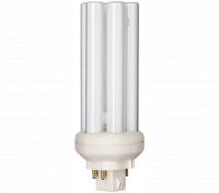 Kompaktlysrör PL-T/E 4-stift GX24q-3, 26W-827