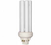 Kompaktlysrör PL-T/E 4-stift GX24q-3, 32W-827
