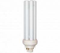 Kompaktlysrör PL-T/E 4-stift GX24q-4, 42W-827