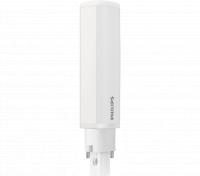 Philips LED G24d-2 Kompaktlysrör 6,5W / 840 (Ersätter: 18W G24d-2)