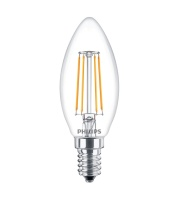 Philips LED Filament 5W (40W) E14 827 Ej dimbar