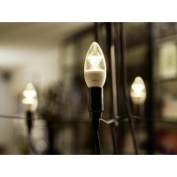 Philips LED Master Kronljus 8W (60W) E14 827 Dimbar