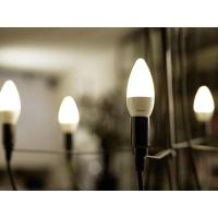 Philips LED Kronljus 4W (25W) E14 827 CorePro